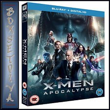 X-MEN APOCALYPSE  **BRAND NEW BLURAY**