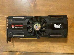 Sapphire FleX Radeon HD 6950 DirectX 11 2GB 256-Bit GDDR5 PCIe Video Card