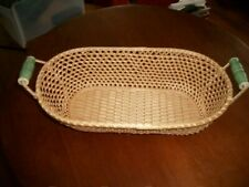 BASKET HOMEMADE VERY NICE FOR BREAD OR WHATEVER