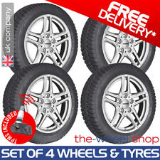5 Series Aluminium Winter Wheels with Tyres