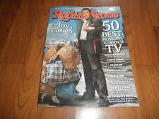 Rolling Stone Magazine-The Joy of STEPHEN COLBERT-2009