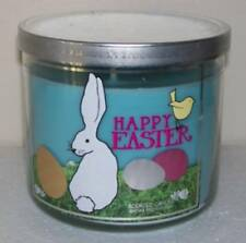 BATH & BODY WORKS HAPPY EASTER 14.5OZ JAR CANDLE DELICIOUS EASTER TREAT!