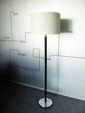 Lampadaire lampe Scandinave Jo Hammerborg Fog & Morup Floor-Lamp cuir leather