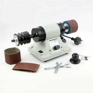 220V/110V Leather polishing machine Belt leather edge burnishing machine
