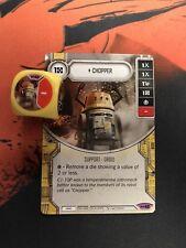 Chopper #42 Legendary Character Star Wars Destiny Empire at War EaW