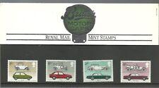 1982 British Motor Cars PRESENTATION PACK No.139 U.K.