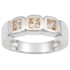 Fossil Schmuck Damen-Ring JF13662 Größe 19 Silber Zirkonia Fingerring