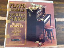 Floyd Cramer Country Piano Houston Roberts Vintage Vinyl Record LP