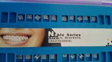 Dental ceramic bracket with metal slot, cerámica brackets, u/l5-5, Hook 3, Roth 022,ce