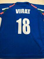 Virat Kohli one day internattional india world cup cricket  jersey new