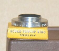 Kodak Series IV to Series V Step Up Ring