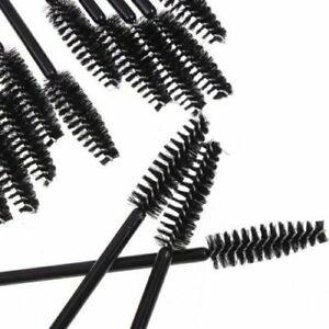 Disposable Mascara Eyelash Wands Brush For Eyelash Extension Eyebrow Makeup