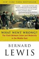 What Went Wrong?: The Clash Between Islam and Modernity in the Middle East
