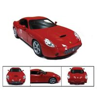 FERRARI 575 GTZ BY ZAGATO RED 1:18 HOTWHEELS MATTEL RED FOUNDATION
