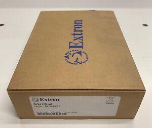 Extron 60-1484-01 NEW SW4 HD 4K HDMI Switcher