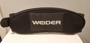 """WEIDER Belt 32- 33"""" Waist •  S/M ��� Contour Weight Lifting Workout"""
