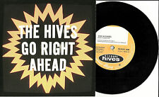 THE HIVES Go Right 2 UNRELEASE 1800 MADE RSD 7 INCH VINYL Record Store day MINT