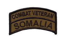 OD Combat Vet - Somalia Tab - Battle of Mogadishu - Black Hawk Down - TF Ranger
