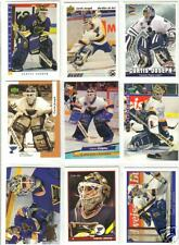 *GREAT DEAL*18 DIFFERENT CURTIS JOSEPH HOCKEY CARD SET
