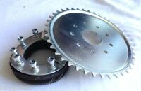 80cc Motorized  GAS ENGINE parts - 9 hole 41T sprocket