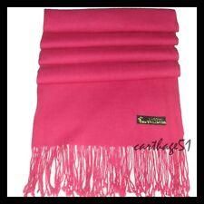 6de5b48397c Écharpes et châles roses pour femme en 100% laine