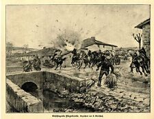1917 * taglio fine aviatori bomba * WW 1