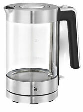WMF LONO Glas Wasserkocher 1,7 Liter Inhalt - stark mit 3000 W - 61.3024.5123