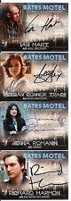 2015 Breygent Bates Motel Autograph Jenna Romanin as Jenna