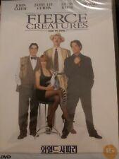 FIERCE CREATURES (Region 1 DVD,US Import,sealed.)