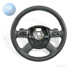 OEM Audi A3 8P0 Steering Wheel w. Tiptronic DSG Gear Paddle Shifters 8P0419091AH