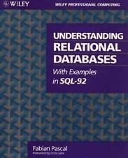 Understanding Relational Databases with Examples in SQL-92-ExLibrary