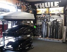 Thule Proride 598 *NEW* Silver Roof Mounted Cycle Carrier *THULE RETAIL SHOP*