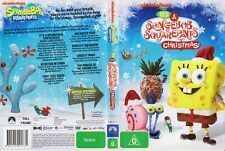 It's A Spongebob Squarepants   🎅  Christmas 🎅     V/G Condition  🎅  