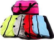Mens Ladies Large Sports Gym Duffel Holdall Bag Sports Travel Cabin Work Weekend