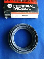 National Oil Seals Axle Shaft Seal # 1985