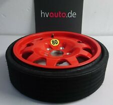 Original Porsche 911 996 4S/Turbo/GT2/GT3 Notrad Reserve Rad Emergency wheel