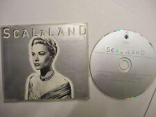 SCALALAND Snow White Lies –  1995 UK CD – IDM, Synth-pop - RARE!