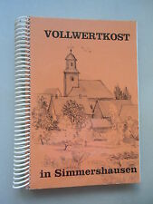 Vollwertkost in Simmershausen 1991