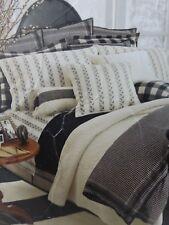 Ralph Lauren Winter Cottage Cal. King Bedskirt Bed Skirt $160 NIP