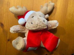 Original HELENE FISCHER Elch mit Schal Weihnachten - NEU