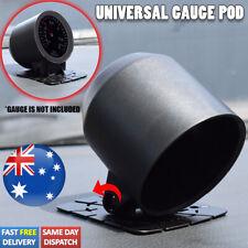 2'' 52mm Car Auto Single Swivel Gauge Pod Mount Holder Dash Meter Cup Universal