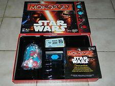 Hasbro/Disney - Star Wars Monopoly - Spielmaterial top Zustand und komplett