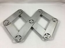 Vintage French Inox collapsible Trivet Kitchenware 70's