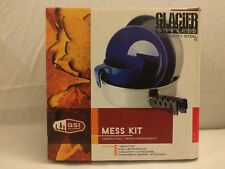 GSI Outdoors Glacier Stainless Mess Kit