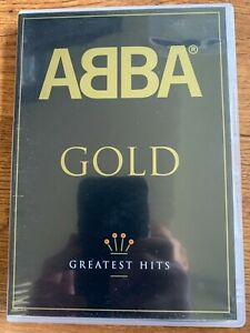 ABBA Gold DVD Greatest Hits Pop Music Video Compilation