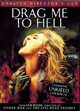 SAM RAIMI DRAG ME TO HELL UNRATED DIRECTOR'S CUT DVD WIDESCREEN BRAND NEW SEALED