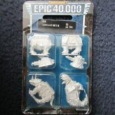 1997 Epic Ork Squiggoth Games Workshop Warhammer 6mm 40K Orc Beast of War GW MIB