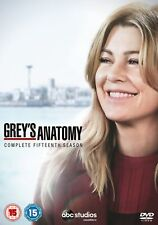 Grey's Anatomy: Complete Fifteenth Season (Box Set) [DVD]