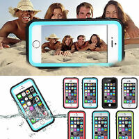 New Original Redpepper Waterproof Shockproof Case Cover For Apple iPhone SE 5S 5