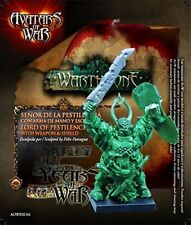 AVATARS OF WAR - Lord of Pestilence w/Weapon and Shield *Limited Edition*
